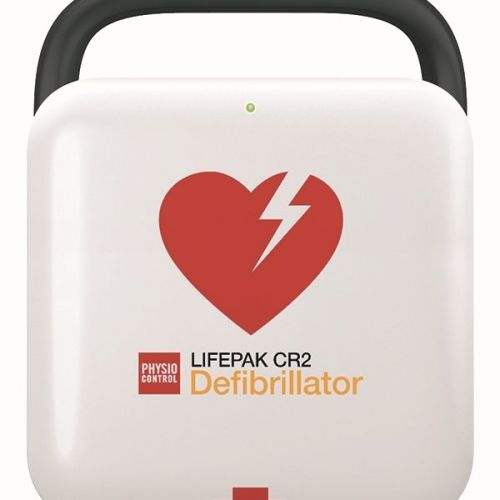 LIFEPAK CR2 defibrillator