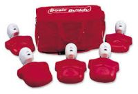 Basic Buddy™ CPR Manikin 5-Pack